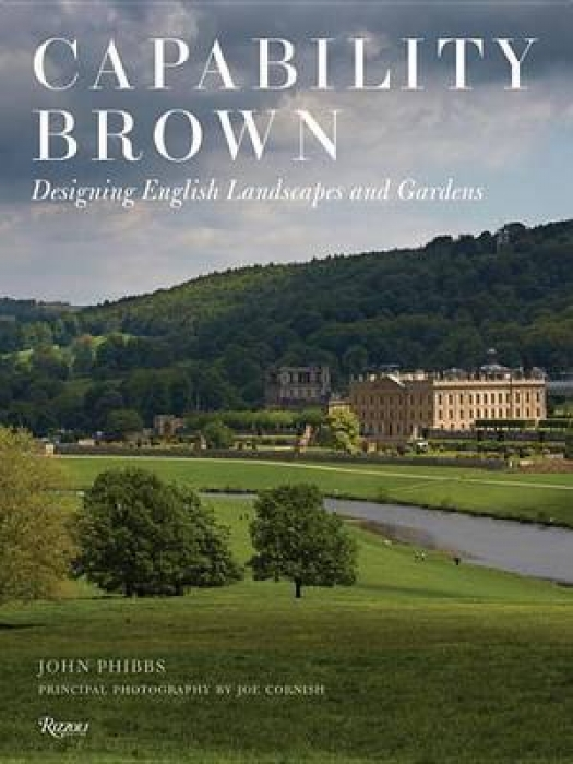 Book of the month capability brown designing the for Capability brown garden designs
