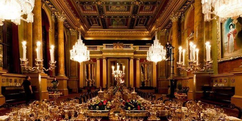 IGS London: Goldsmith's Hall and Ironmonger's Hall