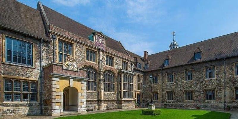 IGS London: Charterhouse and St Johns Gate