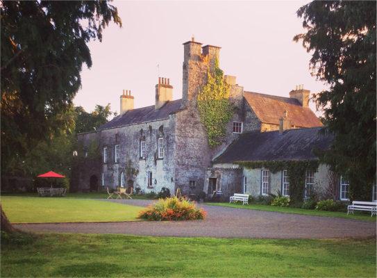Summer Garden Party in Durhamstown Castle