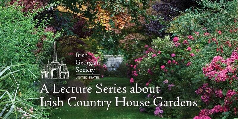 ​IGS Inc - Irish Country House Garden: In conversation with Andrea Jameson at Tourin, Co. Waterford